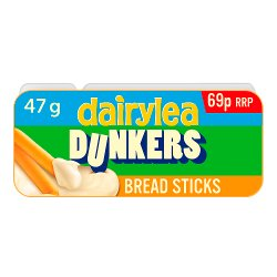 Dairylea Dunkers Breadsticks 69p 47g