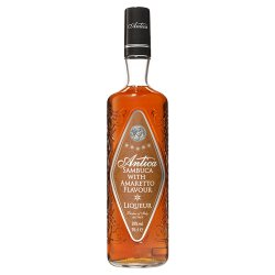 Antica Sambuca with Amaretto Flavour Liqueur 70cl