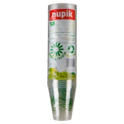 Nupik Green Spirit Compostable 630 cc./Pint Tumbler