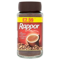 Rappor Instant Coffee Granules 100g