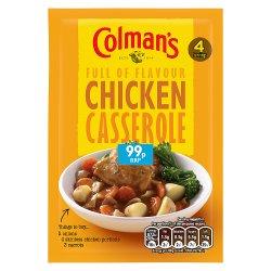 Colman's CHICKEN CASSEROLE 40 GR