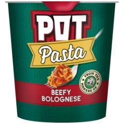 Pot Pasta Beefy Bolognese Standard 68g