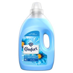 Comfort Blue Skies Fabric Conditioner 85 Wash 3L