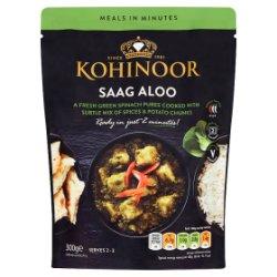 Kohinoor Saag Aloo 300g