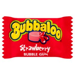 Bubbaloo Strawberry 60 x 5g