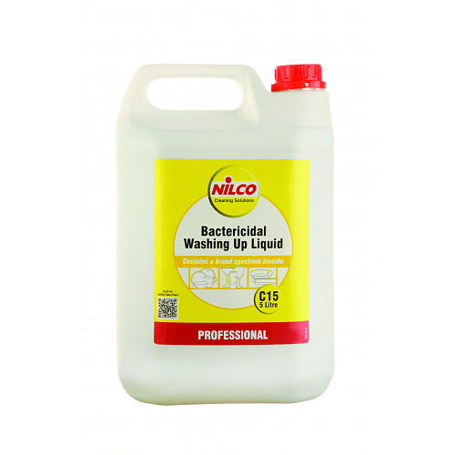 Nilco Bacterial Washing-Up Liquid