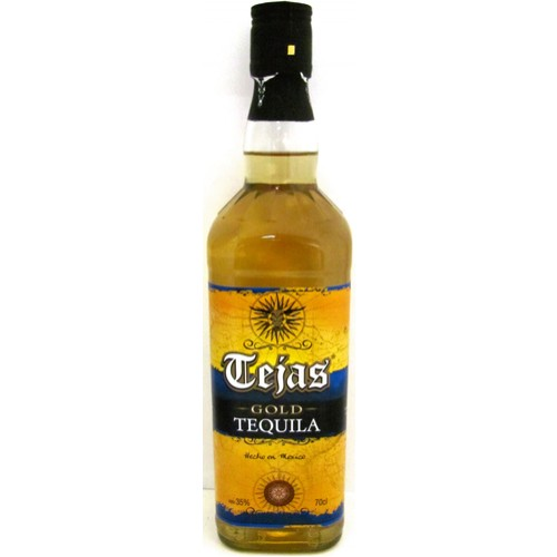Tejas Tequila Gold 35%