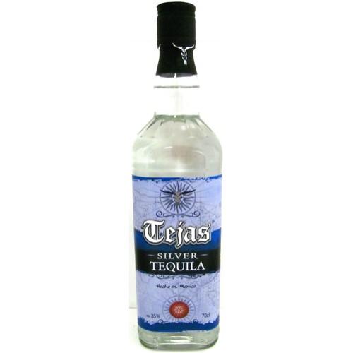 Tejas Tequila Silver 35%