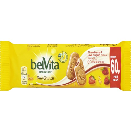 Belvita Yog Strawberry PM 60p