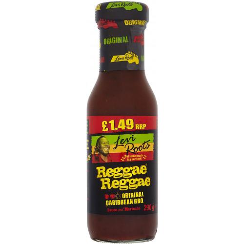Reggae Reggae Sauce PM £1.49