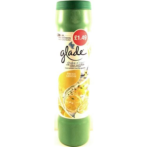 Glade Shake N Vac Lemon PM £1.49