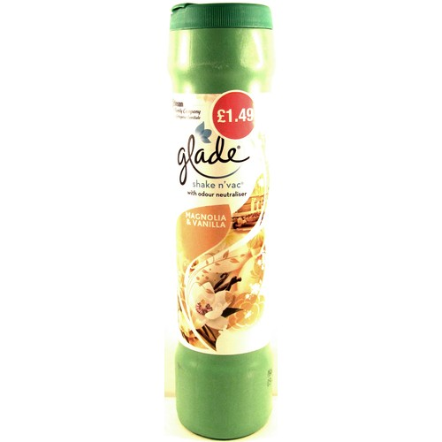 Glade Shake N Vac Magnolia & Vanilla PM £1.49