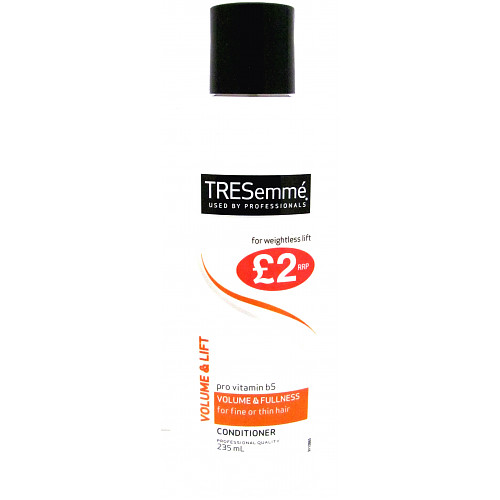 TRESemmé Conditioner Healthy Volume 235ml