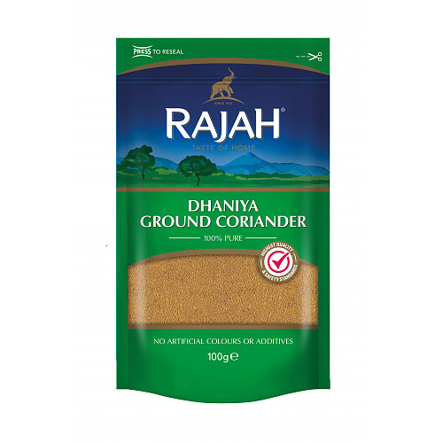 Rajah Dhaniya Ground Coriander 100g
