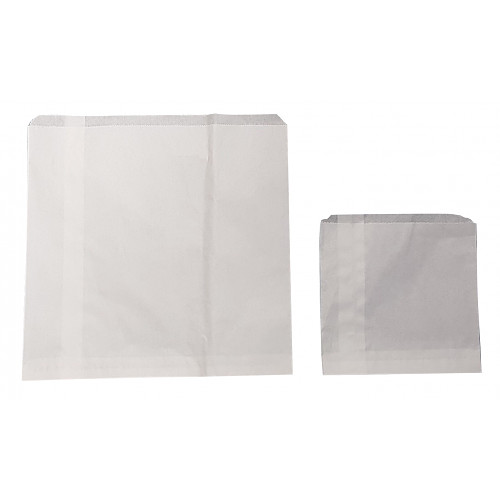 Grease Resistant Bag 6X6
