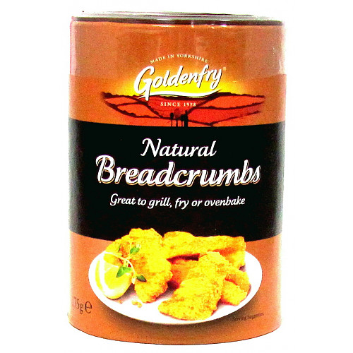 Goldenfry Natural Breadcrumbs 175g