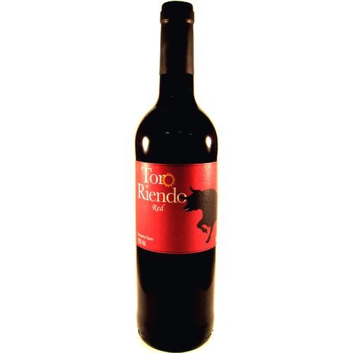 Toro Riendo Red