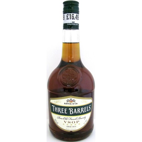 Three Barrels Brandy PM £16.49