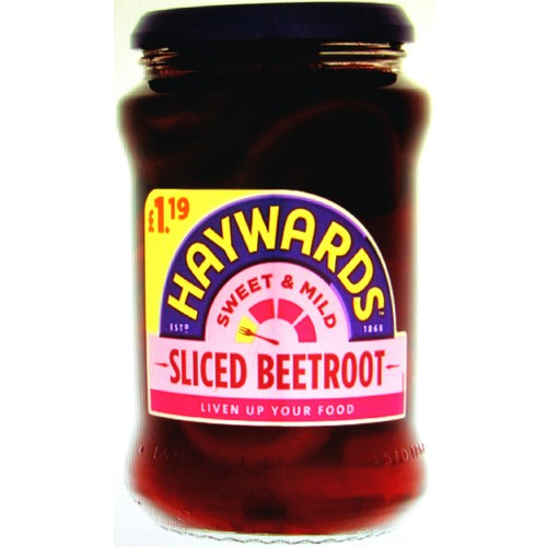 Haywards Sweet & Mild Sliced Beetroot 400g