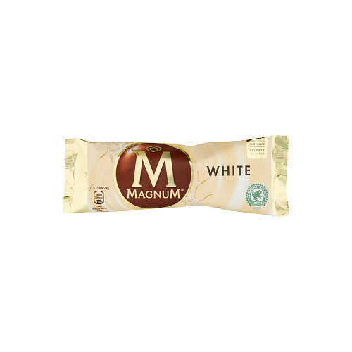 Magnum White Ice Cream 110ml