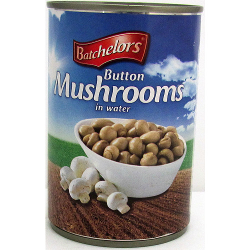 Batchelors Button Mushrooms In Water