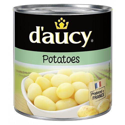 D'aucy Potatoes 400g