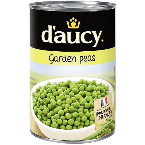 D'Aucy Garden Peas 400g