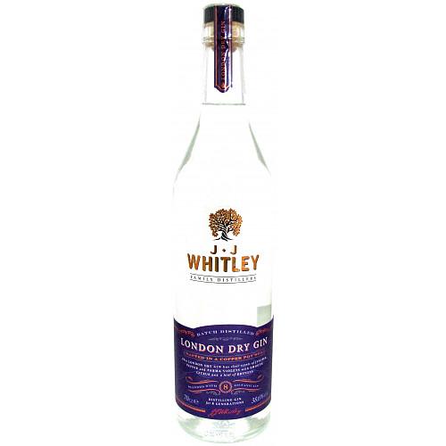 Jj Whitley London Gin 38.6% Abv