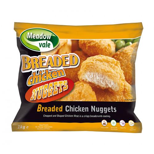 Meadowvale Breaded Chicken Nuggets