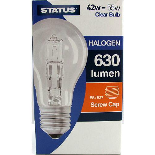 Status Halogen Bulb Clear Es