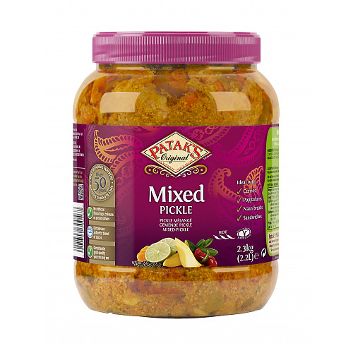Patak's Original Mixed Pickle 2.3kg