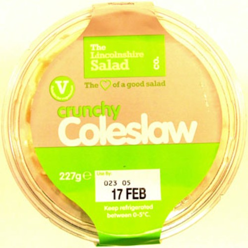 Plas Farm Isle of Anglesey Luxury Coleslaw 250g