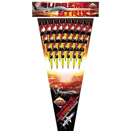 Supreme Strike Rocket