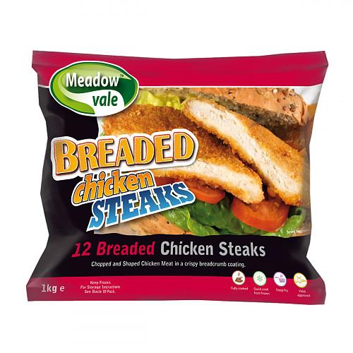 Mv Breaded Chicken Steak