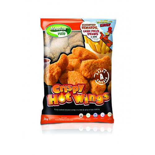 Meadow Vale Crispy Hot Wings