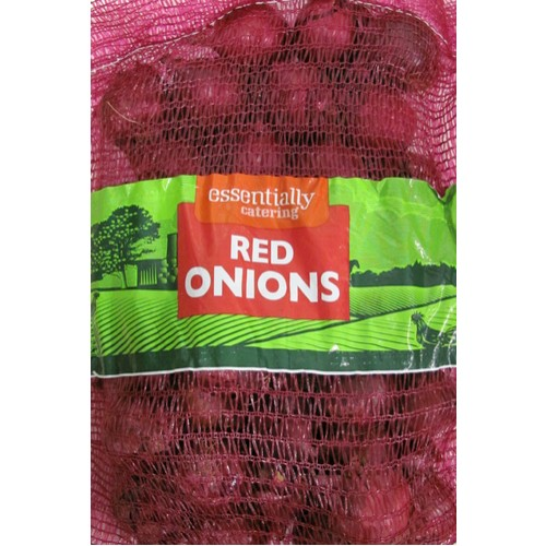Essential Catering Onions Red