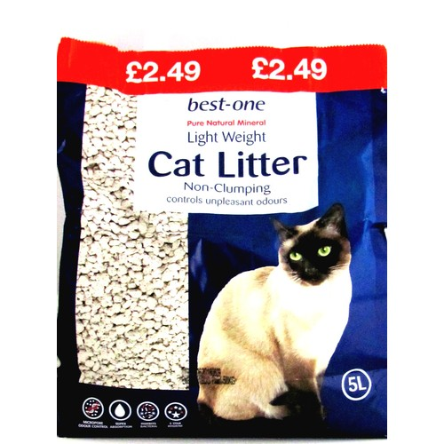 Bestone Non Clump Cat Litter PM £2.49
