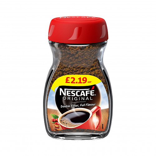 Nescafe Original Instant Coffee 50g