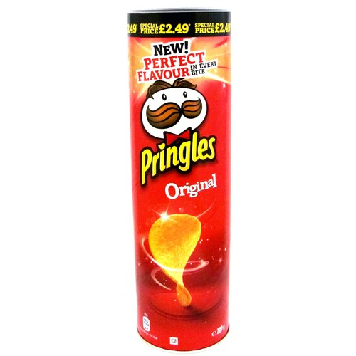 Pringles Original PM £2.49