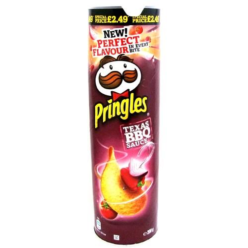 Pringles BBQ PM £2.49