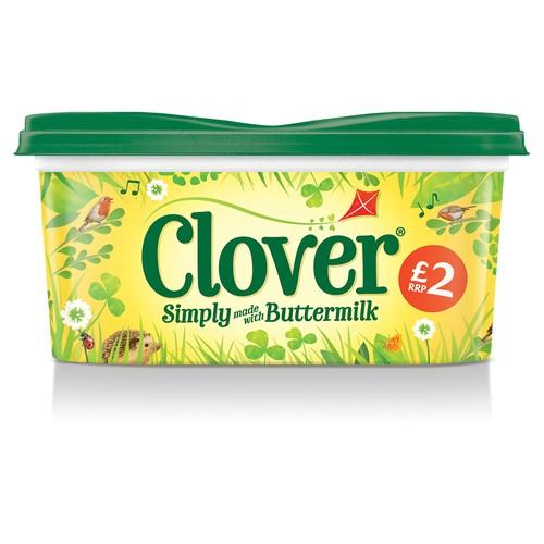 Clover £2