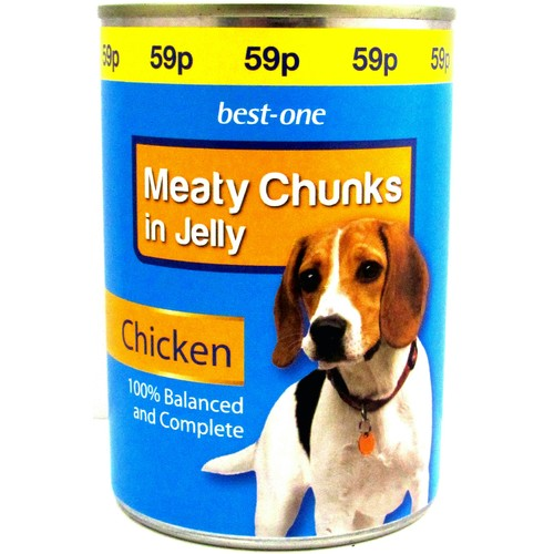 Bestone Dog Food Chicken In Jelly PM 59p