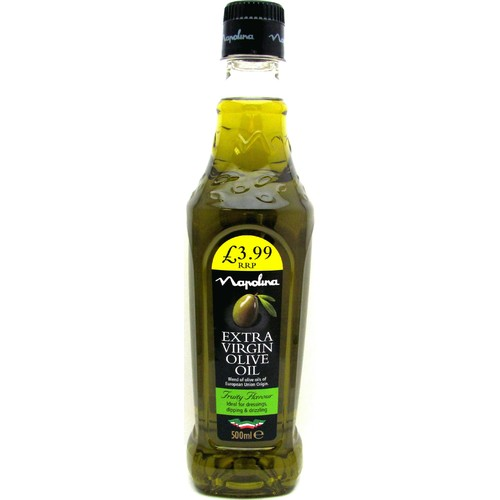 Napolina Extra Virgin Olive Oil PM £3.99