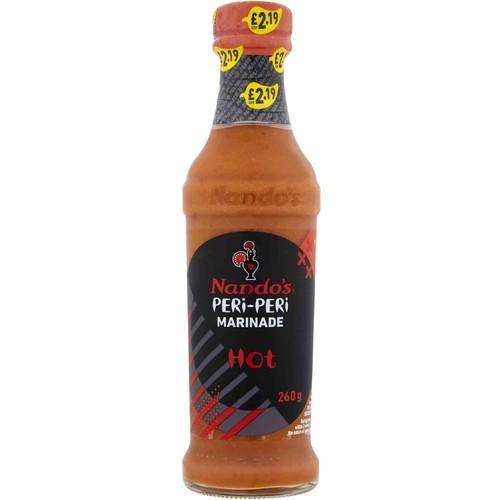 Nando's Peri Peri Marinade Hot 260g