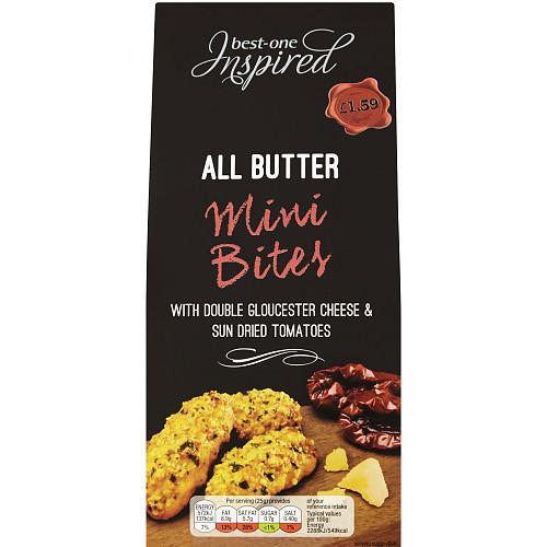 Best-One Inspired All Butter Mini Bites 75g