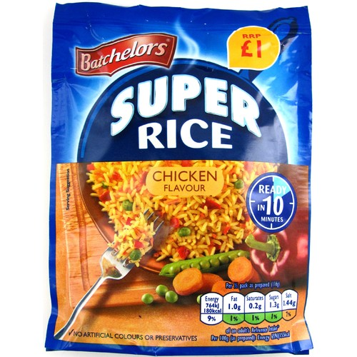 Batchelors Savoury Rice Chicken PM £1