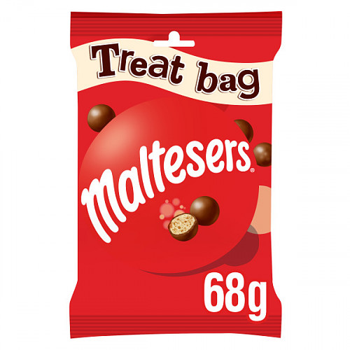Maltesers Chocolate Treat Bag 68g