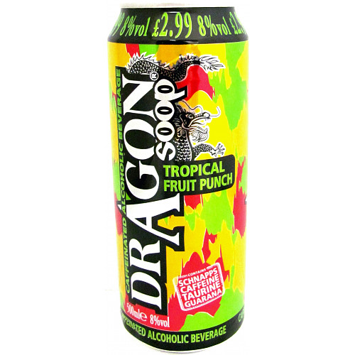 Dragon Soop Trop £2.99 500ml