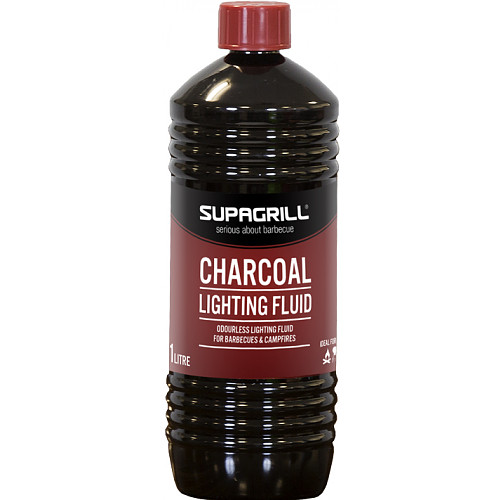 Supagrill Charcoal Lighting Fluid 1 Litre