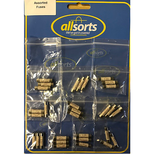 Assorted Fuses 3s